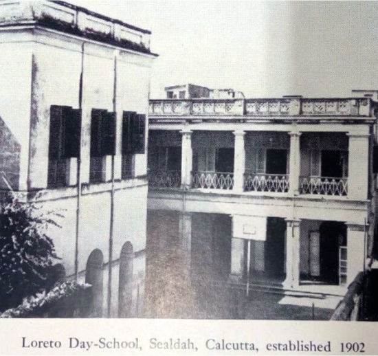Loreto Day School, Sealdah – Calcutta (Established 1902)
